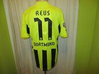 Borussia Dortmund Puma Champions League Final Trikot 2012/13 + Nr.11 Reus Gr.XL