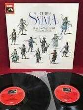 SLS 5126 DELIBES - SYLVIA Paris Opera Orchestra / MARI 2LP NM
