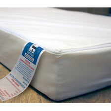 Waterproof travel cot mattress 65 x 95cm Housse Zip 7cm pour GRACO mamas & papas