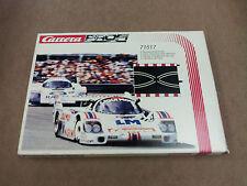 ^ Carrera Pro F1 Slot Car 2x Lane Changing Tracks Sections #71517, Original box