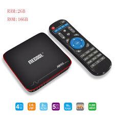 mecool M8s Pro con 4k x 2k TV-Box Android 7.1 2.4ghz Wi-Fi 3d HD películas 2