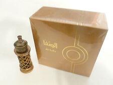 AL SAFA - 12ml./0.42oz.CONCENTRATED PERFUME OIL.FOR MEN.NIB & SEALED.