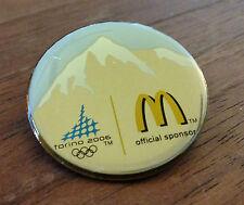 McDonalds Torino 2006 Mountain Olympic Pin