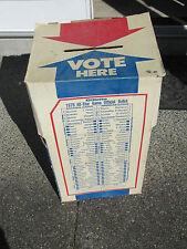 1979 MLBB All-Star Game Collection. Ballot Box, Program, Photos, etc.