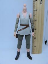 "Star Wars Black Series BODY Part Rey Female Marvel Legends Fodder Hasbro 1:12 6"""