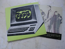 KRAFTWERK Computer World *MEGARARE AUSTRALIA / NEW ZEALAND PRESSING*NM*