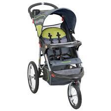 Baby Trend Expedition run fun Jogger Stroller, Bubble Gum 3 wheel wheeler