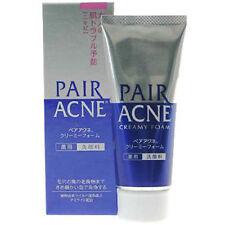 NEW Pair Acne Skin Care Antibacterial Treatment Cream 80g Creamy Foam From Japan