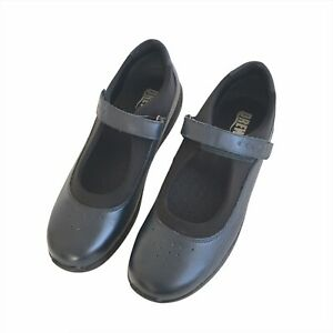 Drew Rose Dark Navy Women's Size 10N Mary Jane Orthopedic Comfort Shoes