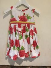Early Days Lovely Girls Dress Age 18-24 Months 100% Cotton