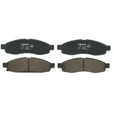 Disc Brake Pad Set Front Federated D1183C