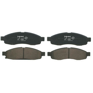 Disc Brake Pad Set-SST Front Federated D1183C
