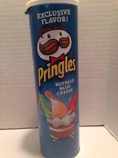 Pringles NEW Buffalo Blue Cheese Exclusive Flavor 5.96 oz Potato Crisps Fresh