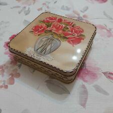 Caja Lata Antigua