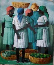 Latin America 2000-Now Folk Paintings Art