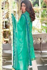 RABEA DESIGNER SUIT BY SHARIQ ORIGINAL EMBROIDERED LAWN. UNSTITCHED. RS-6B
