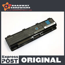 Original Battery For Toshiba Satellite L850D L850 P840 P845 PA5024U-1BAS