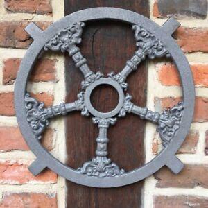 Round Window Antique Giebelo Kombüsenfenster Iron Window Gable Garage