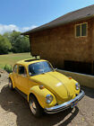 1974 Volkswagen Beetle - Classic  1974 VW Super Beetle with rare factory installed sunroof