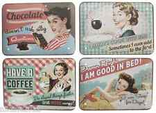 cat VINTAGE STYLE RETRO METAL WALL SIGN PLAQUE KITCHEN PICTURE DECOR FOR HOME wi