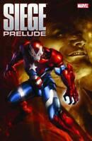 Siege Prelude GN Brian Bendis Straczynski Hickman Avengers X-Men Dark OOP New NM