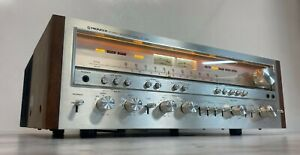 Vintage Pioneer SX-1250 AM/FM Stereo Receiver.Pro Serviced -Near Mint condition!