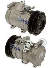AC Compressor Fits: 01 - 06  Toyota Highlander Non Hybrid / 04 - 08 Solara / V6