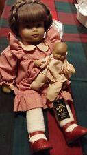 Original Heidi Ott doll, handmade in Switzerland