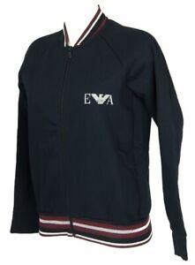 Open zipper sweatshirt fleece woman sweater jacket zip EMPORIO ARMANI item 16383