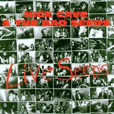 Live Seeds - Nick Cave and The Bad Seeds CD EXTRALABEL