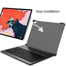 For iPad Pro 11 Inch 2018 USA Keyboard Aluminium Metal Case 7 Color Backlits