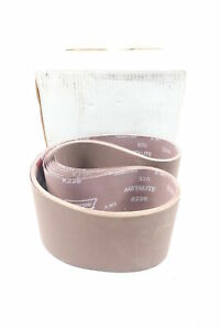 Box Of 10 Norton 78072722543 Sanding Belt 6in X 48in