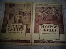 3 PROTEGE CAHIER FRANCE / BELGIQUE - HUILE DE SECLIN NORD année 1930  (ref 40 )