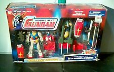 Bandai mobile suit gundam rx 78 and g fighter deluxe edition figure