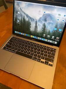 "2020 APPLE 13.3"" MACBOOK AIR TOUCH ID i3 256GB SSD 8GB 1.1GHz (3.2 GHz)"