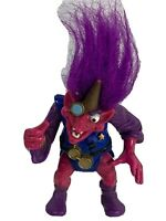 TROLL WARRIORS - Oddvar The Wizard Action Figure 13cm 1992 Applause Tyco Vintage