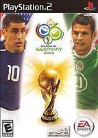 2006 FIFA World Cup (Sony PlayStation 2, 2006) - European Version