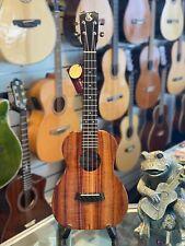 KANILEA KANILE'A K-1 T DLX Hawaiian Koa TENOR UKULELE #0321-24310