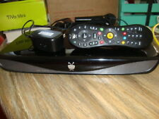 Tivo Roamio box Tcd846500 with Tivo remote and power cord
