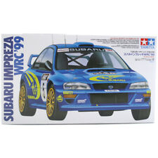 Tamiya Subaru Impreza WRC '99 Rally Car Model Kit - Scale 1:24 - 32591