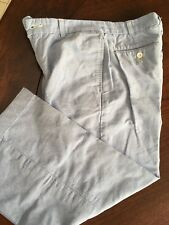 New listing Boys Ralph Lauren Polo size 14 Classic Light Blue Chino Altered