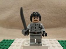 Lego Indiana Jones Dr. Irena Spalko Mini-figure Minifigure w Sword Saber Skull