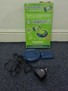Leapster 2 Recharging System - Used.