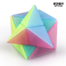 MoFangGe Myth Type X Cube Magic Cube Twist Puzzle Jelly Stickerless