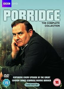 Porridge Series 1-3 and Christmas Specials [DVD] New Sealed UK Region 2