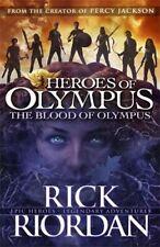 The Blood of Olympus (Heroes of Olympus Book 5) By Rick Riordan. 9780141339245