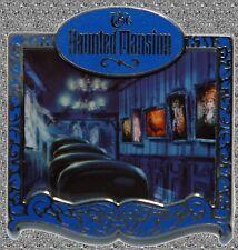 WDI Ride Through #6 - Portrait Gallery  - Haunted Mansion - DISNEY Pin LE 300