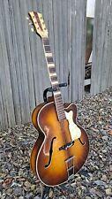 Vintage Höfner Model 4550/S Archtop Guitar