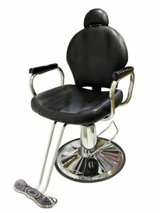 Shampoo EquipmentAll Purpose Reclining Hydraulic Barber Chair Salon Beauty Spa