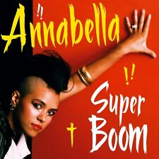 Annabella Lwin - Bow Wow Wow(CD Album)Super Boom-Secret-SECCD051-UK-201-New